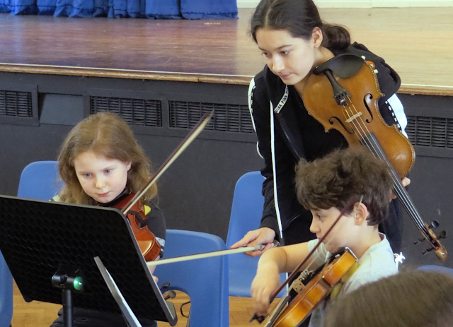 Pam's Potters Bar Community Music School is up and running!